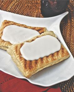 Homemade Grill-Tarts #PaniniHappyHolidays