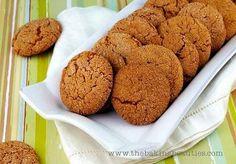 Crisp Gluten-free Ginger Snaps
