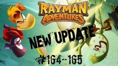 rayman adventures walkthrough android #164-165 (new update)
