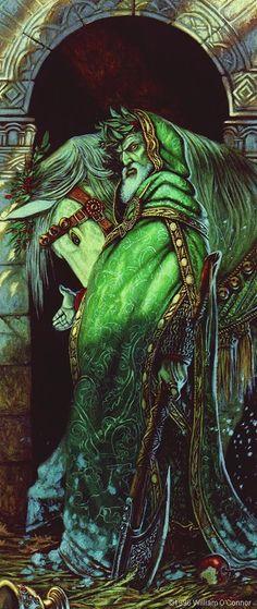 The Green Knight: William O'Connor