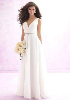 Madison James MJ115 Wedding Dress photo