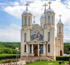 Octavian Serban: Sf. Andrei Monastery, Constanta Coutry... Constanta Romania, The Beautiful Country, Niqab, Architecture Design, Temple, Anna, Icons, Travel, Cathedrals
