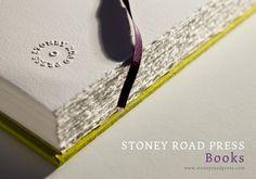 Fine Art Books at Stoney Road Press