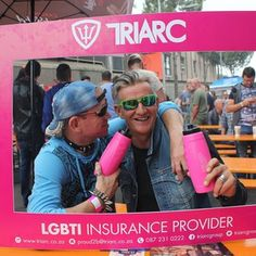 #GayDay has now come and gone, but the memories are going to live on for a long long time to come! What an awesome day it turned out to be. a truly Gay Day indeed! http://www.triarc.co.za/