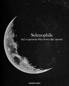 The Moon has always been a symbol to me. I prefer the night and the moon has been my favorite thing to look at in the night sky. Unusual Words, Weird Words, Rare Words, Unique Words, New Words, Night Sky Quotes, Moon Quotes, Aesthetic Words, Night Aesthetic