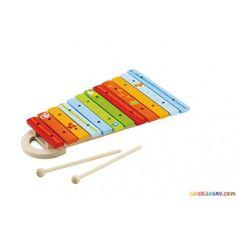 SEVI xilofono - Giochi e giocattoli in legno