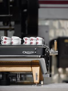 During the upcoming Host Milano fair Adriano Design presents Storm the new Espresso Machine designed for Astoria Best Espresso Machine, Cappuccino Machine, Espresso Maker, Espresso Coffee, Coffee Maker, Italian Espresso, Italian Coffee, Nitro Coffee, Coffee Delivery