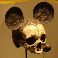 Dead Mickey Mouse