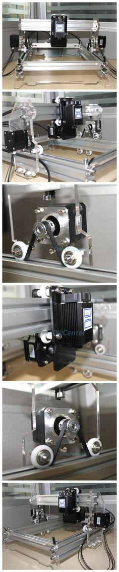 300MW/500MW DIY mini laser engraving machine laser marking machine engraving machine engraving graphic 17*20CM