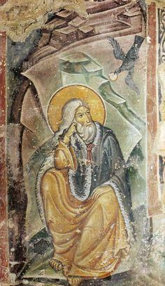 CG_Moraca_manastir_(Proroka_Iliju_hrani_gavran_iz_1252) -- Черногория. Монастырь Морача основанный в 1252 году .jpg (592×1023)