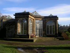 The Orangery Yorkshire Sculpture Park - geograph.org.uk - 362290 - oranżeria – Wikisłownik, wolny słownik wielojęzyczny
