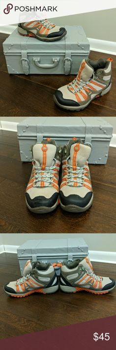 Merrell hiking boots Excellent condition hiking boots. Merrell Shoes Ankle Boots & Booties