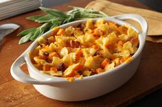 Macaroni & Cheese with Butternut Squash & Bacon Recipe - Kraft Recipes