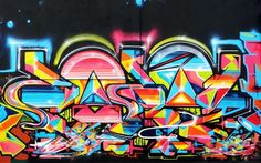 SUUMO Surface Wall Art - Graffiti Wall Art and Canvas