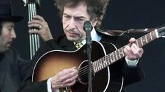 Bob Dylan Awarded Nobel Prize in Literature - NYTimes.com (awesome - a great big congratulations - wow)
