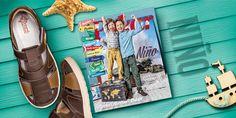 Catálogo Niño Shoes Collection Pakar ss16 Temporada Primavera Verano 2016.
