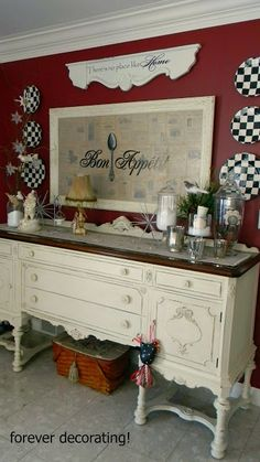 Forever Decorating!: Winter Buffet