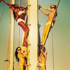 9 Model Trends on Instagram That Defined 2014 – Vogue