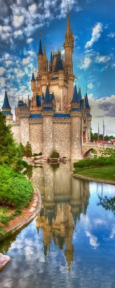 Disney Castle USA ✿