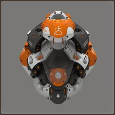 [ #Zbrush ] Check out the series of Zbrush tutorial about how to design the helmet with ZBrush. Joseph Drust will take you through each phas...