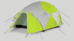 Solar tent  Katabatic-tent