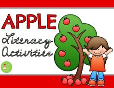 Comprehension Questions, Reading Comprehension, Apple Unit, Apple Seeds, Reading Passages, Literacy Activities, Apples, Classroom Ideas, Student