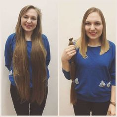 Long locks bound and snipped Long Hair Ponytail, Ponytail Hairstyles, Long Hair Cuts, Long Hair Styles, Long Locks, T Shirts For Women, Fashion, Long Haircuts, Moda