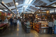 Oxbow Public Market - one of America's best food halls