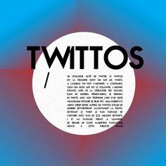 TWITTOS Ce n'est pas : Une nouvelle variété de spéculoos. // C'est : Un utilisateur actif de Twitter. Le #Twittos est la personne dont on suit les Tweets, à laquelle on peut s'abonner. A contrario, celui qui nous suit est le follower, l'abonné.   #themot #graphic #design #word #twittos #twitter #typography