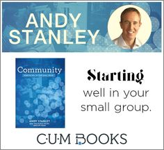 A great way for small groups to grow together.