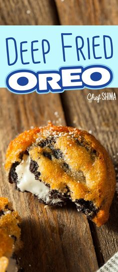 Deep Fried Oreos | This is one of my favorite Oreo recipes. So delicious!