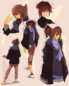 Older Frisks and one Chara by SteelEmissary on DeviantArt Frans Undertale, Undertale Comic, Frisk Fanart, Sans E Frisk, Character Art, Character Design, Toby Fox, Undertale Drawings, The Villain