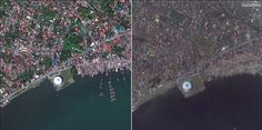 Photos: Before and After Typhoon Haiyan    2013-11-14 12:42:52    CRIENGLISH.com      Web Editor: Zhang