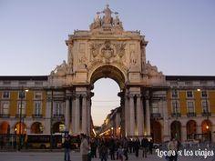 Qué ver en Lisboa en tres días - via Locos por los viajes 19.05.2014 | Os proponemos qué ver en Lisboa en tres días: ruta para descubrir lo esencial de la capital de Portugal en un fin de semana largo.