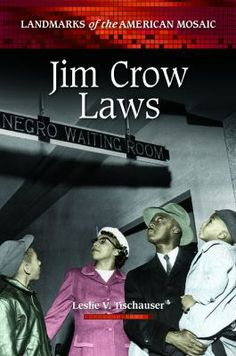 African Americans civil rights history Jim Crow laws non-fiction race discrimination racism segregation teen young adult