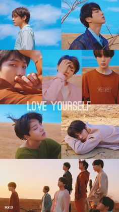 BTS WALLPAPER LY:TEAR Y