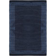 Ellington Border - Sapphire - Nepalese - Floorcovering - Products - Ralph Lauren Home - RalphLaurenHome.com