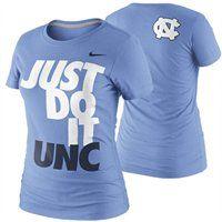 Nike North Carolina Tar Heels #UNC Ladies DNA T-Shirt #fanatics