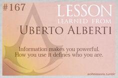 [AC] Lesson #167: Uberto Alberti