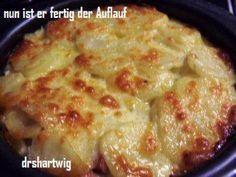 Rezept: Auflauf deftig~Leberkäseauflauf Bild Nr. 12