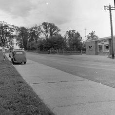 Happisburgh Road, North Walsham 1960s. #NorthWalsham #history #Sixties #Archive http://www.northwalshamarchive.co.uk