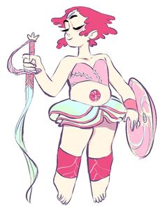 Crystal+Gems+Steven+Universe | And finally this is a fusion between Pearl and Steven