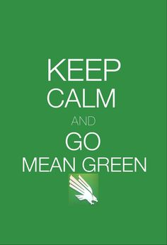 University of North Texas Mean Green Eagles