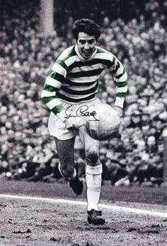 Jim Craig of Celtic in 1970.