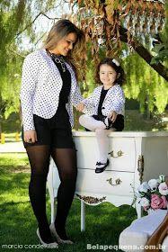 20 Ideias para moda mãe e filha