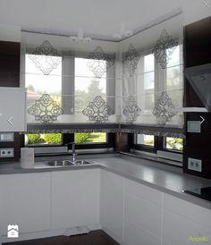 Dekoracja okien - ekrany - zdjęcie od Sylwia Śliwińska - Kuchnia - Sylwia Śliwińska