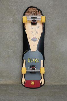 beavis and butthead skateboard