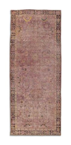 A MUGHAL CARPET NORTH INDIA, EARLY 17TH CENTURY