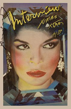 interview magazine 1979 priscilla presley front cover vol ix no 12 andy warhol