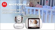 Motorola Baby Monitors - Monitoring peace of mind! via SocialMoms   #MotorolaBabyMonitors